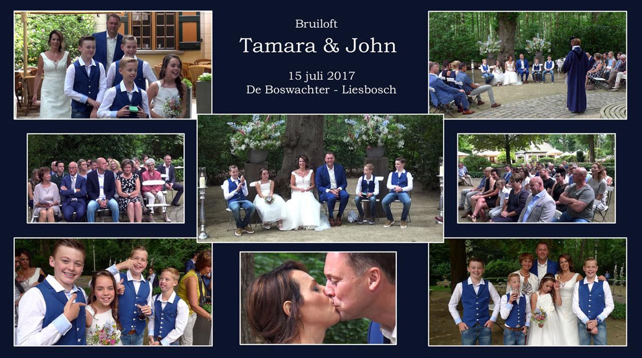 Tamara & John