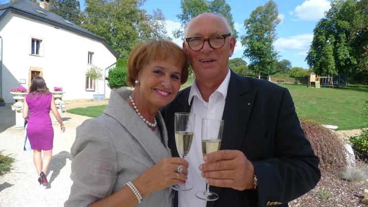 Het 100ste huwelijk