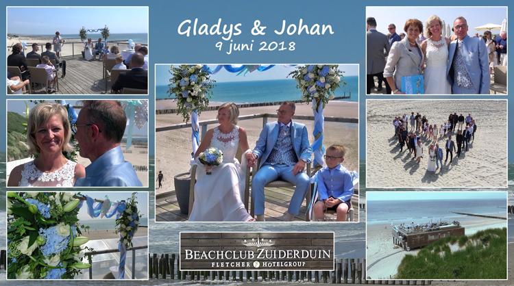 Gladys & Johan