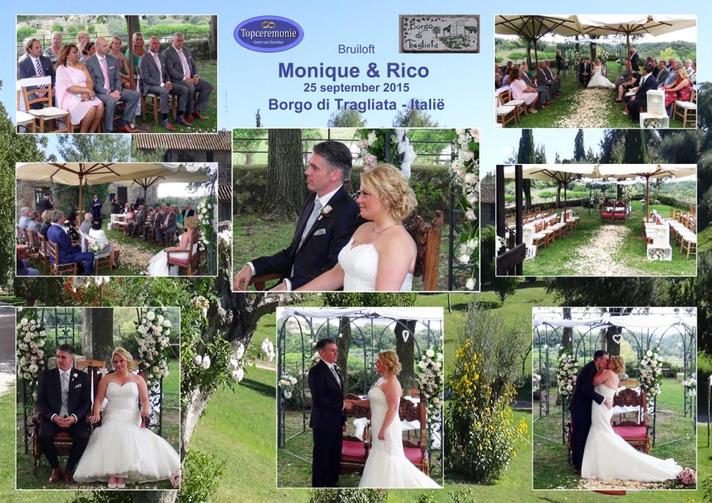 Trouwceremonie Italië Bruiloft